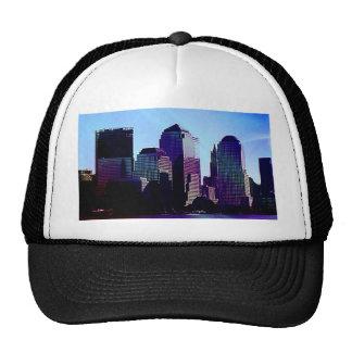 Nueva York, efecto púrpura Gorra