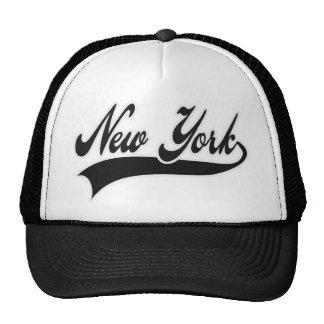 Nueva York Gorros Bordados