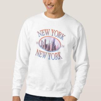 Nueva York Manhattan Sudadera