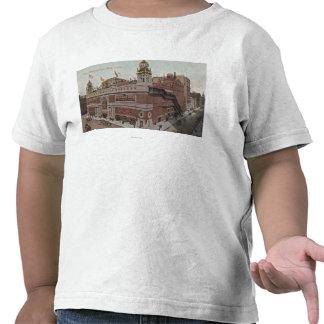 Nueva York NY - el hipódromo Camisetas