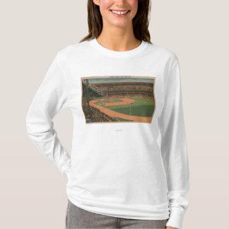 Nueva York, NY - Yankee Stadium Camiseta