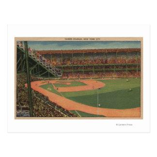 Nueva York, NY - Yankee Stadium Postal
