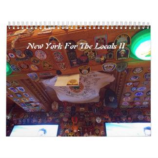 Nueva York para el calendario II de los Locals
