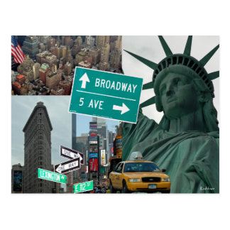 NUEVA YORK POSTAL