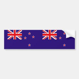 Nueva Zelanda Pegatina Para Coche