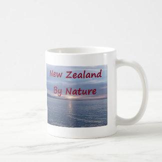 Nueva Zelanda por la naturaleza Taza De Café