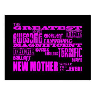 Nuevas madres de la diversión moderna fresca: La Postal
