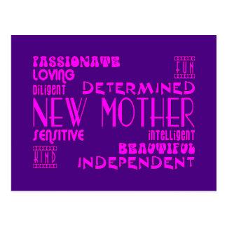 Nuevas madres y nuevas fiestas de bienvenida al be