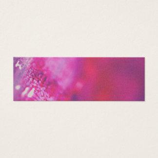 ¡Nuevas tarjetas de la visita en tienda! Púrpura