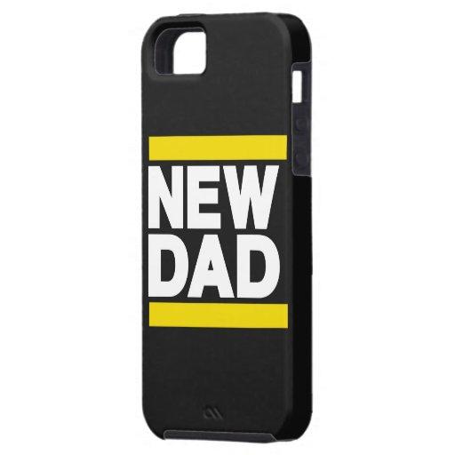 Nuevo amarillo del papá iPhone 5 Case-Mate cobertura