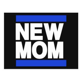 Nuevo azul de la mamá postal