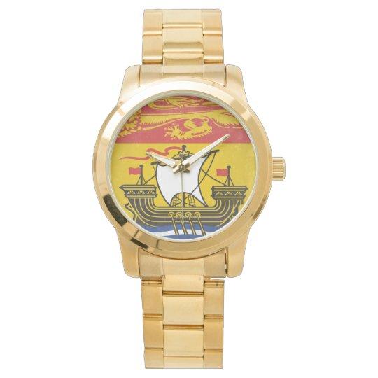 Nuevo Brunswick Reloj