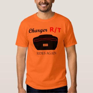 Nuevo cargador R/T de Dodge Camiseta