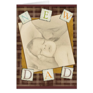 nuevo dad1 tarjeta de felicitación