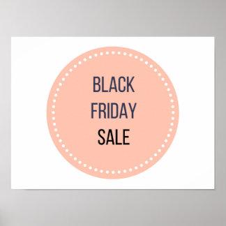 Nuevo en tienda: VENTA negra de viernes Póster