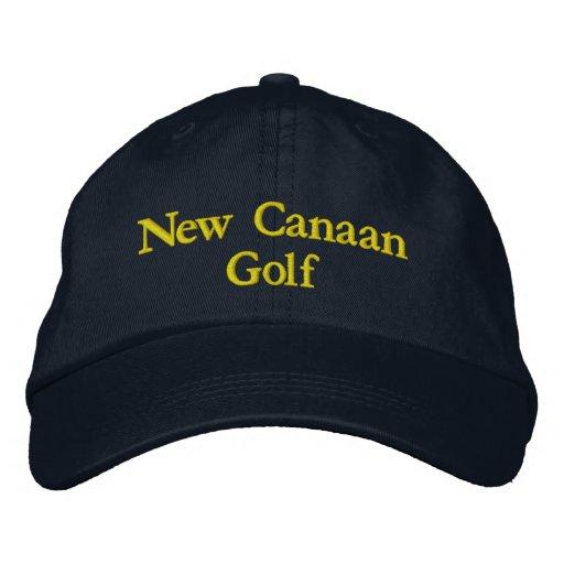 Nuevo gorra del golf de Canaan Gorras De Béisbol Bordadas