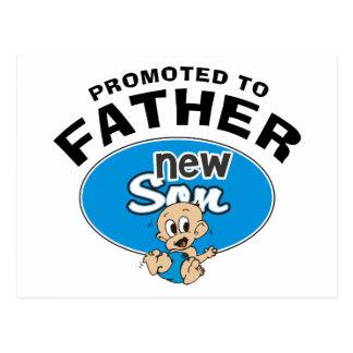 Nuevo hijo del nuevo padre