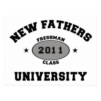 Nuevo padre 2011