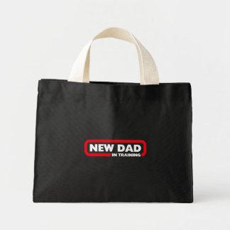 Nuevo papá en el entrenamiento - bolso para un