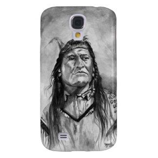 Nuevo pecho, indio de Piegan Carcasa Para Galaxy S4