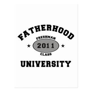 Nuevo regalo del padre 2011