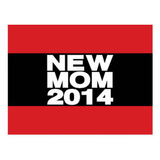 Nuevo rojo 2014 de LG de la mamá Postal