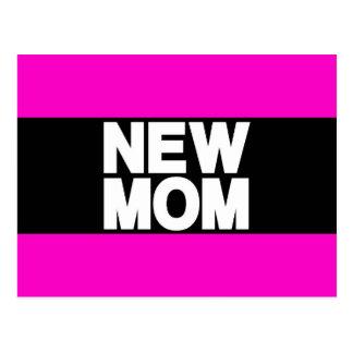Nuevo rosa de LG de la mamá Postal