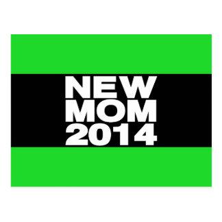 Nuevo verde 2014 de LG de la mamá Postal