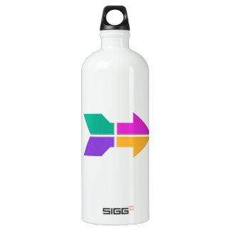 Nuevo viajero de la FLECHA SIGG (1.0L) Botella De Agua