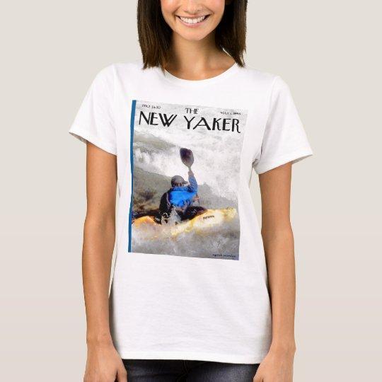 Nuevo Yaker Camiseta