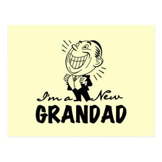 Nuevos camisetas y regalos sonrientes del Grandad Postal