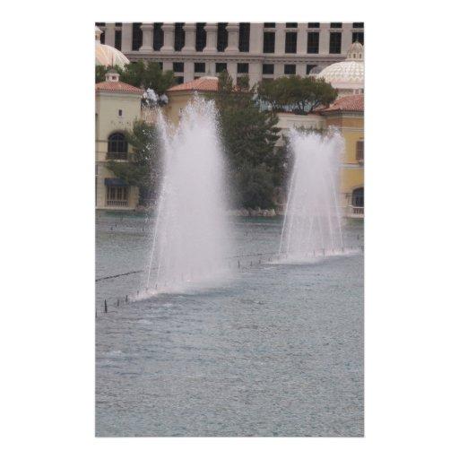 Nuevos edificios del canal de LAS VEGAS de las fue Papeleria De Diseño