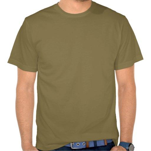 Nuez de Suráfrica del safari Camiseta