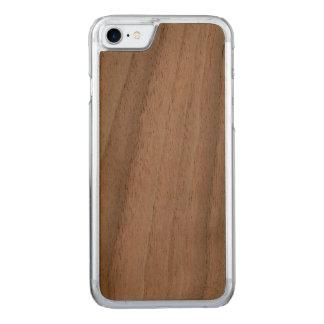 Nuez delgada tallada del caso del iPhone 7 Funda Para iPhone 7 De Carved