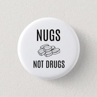 NUGS NO DROGA EL BOTÓN