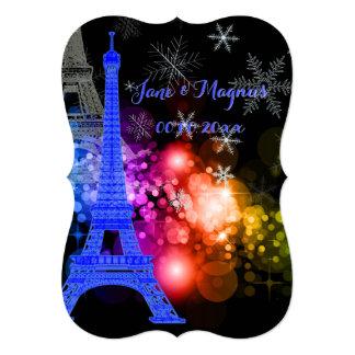 Nuit de Eiffel/paris/la del viaje del la de Comunicados Personales