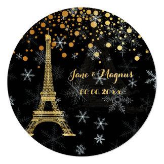 Nuit de Eiffel/paris/la del viaje del la de Anuncio Personalizado