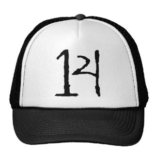 Number14 Gorras