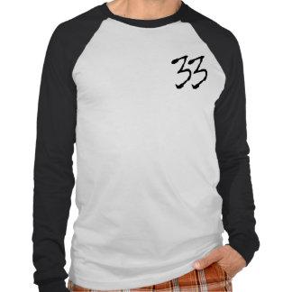 Number33 Camisetas