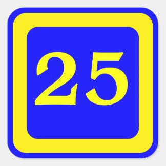 25 en nmeros - photo #26