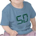 Número - 50 camisetas