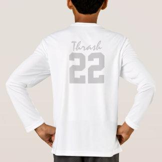Número de encargo del jersey