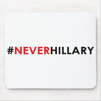 Nunca Hillary Mousepad #NeverHillary Alfombrilla De Ratón
