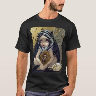 Nunca más - Edgar Allan Poe - camisa de hadas