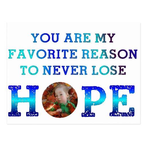 Nunca pierda la esperanza - Ford Tarjeta Postal