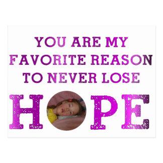 Nunca pierda la esperanza - Kaitlyn Postal