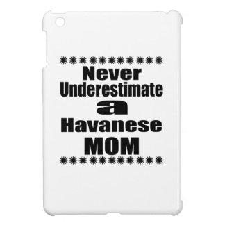 Nunca subestime a la mamá de Havanese