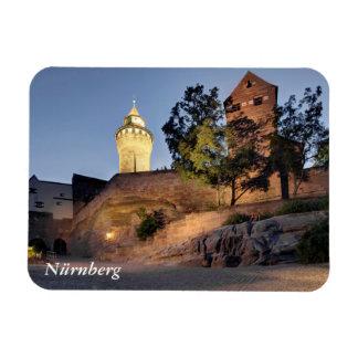 Nürnberg Baviera Imán Flexible