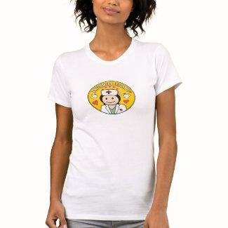 camisetas para enfermeras