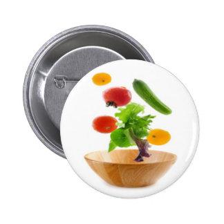 Nutricionista del botón pins